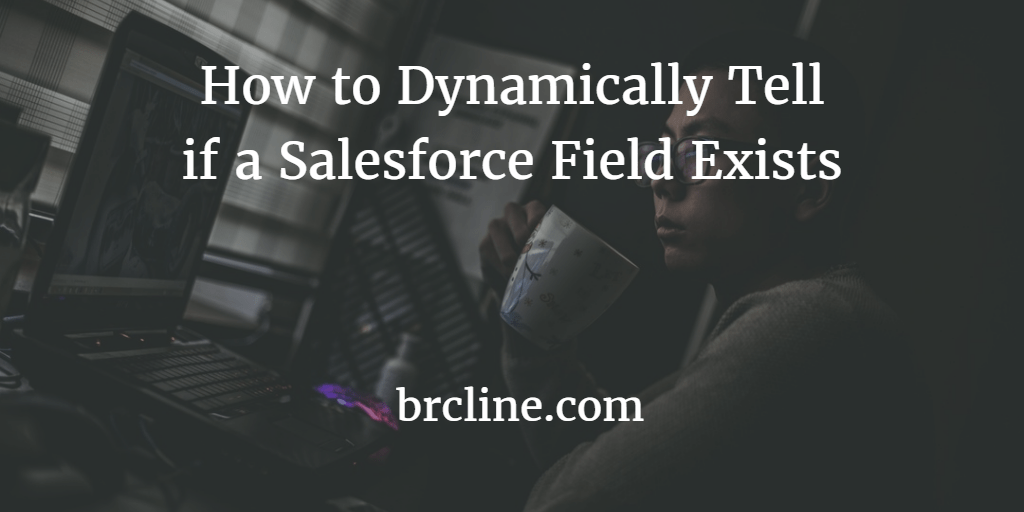 Apex: How to Dynamically Tell if a Salesforce Field Exists