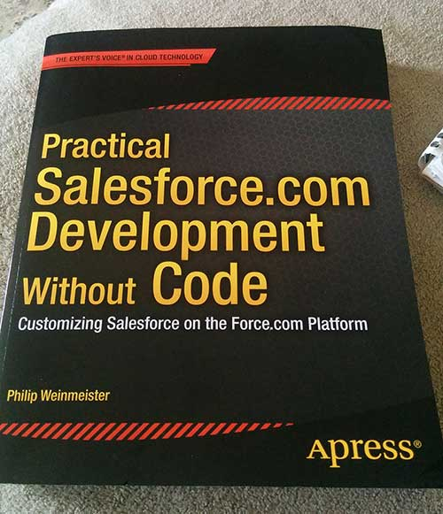 Book Review: Practical Salesforce.com Development Without Code