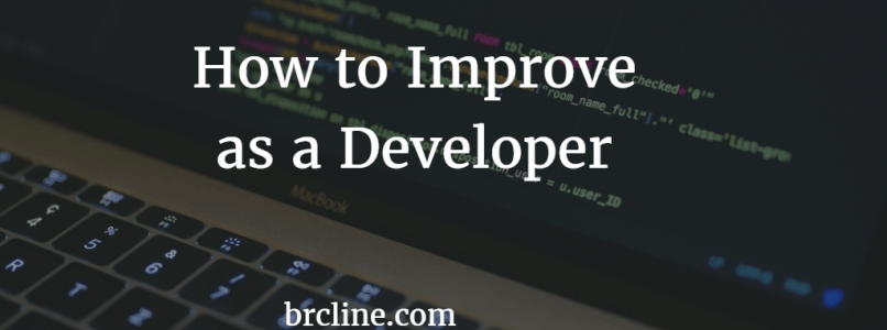How to Improve as a Software Developer