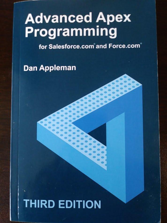 Book Review: Advanced Apex Programming