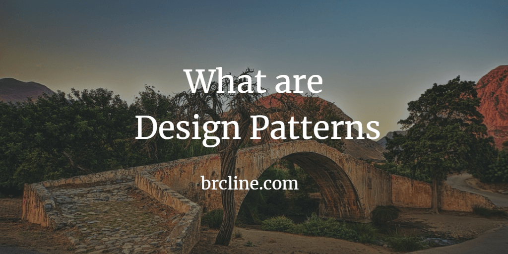 What are Design Patterns