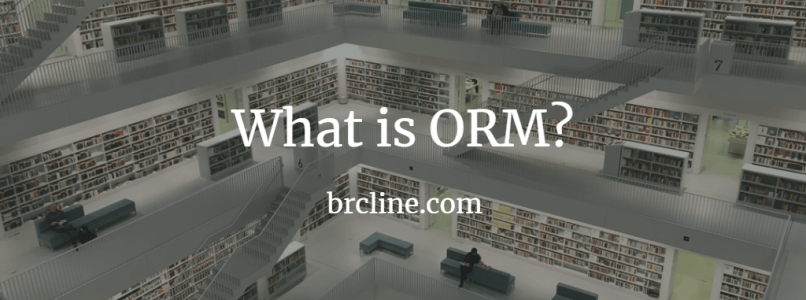What is ORM