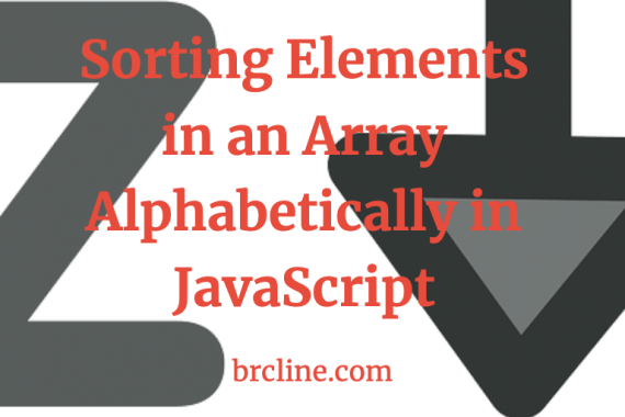 Sorting Elements Alphabetically in JavaScript